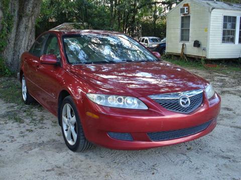 2004 Mazda MAZDA6 for sale in Tallahassee, FL