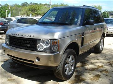 2003 Land Rover Range Rover for sale in Tallahassee, FL
