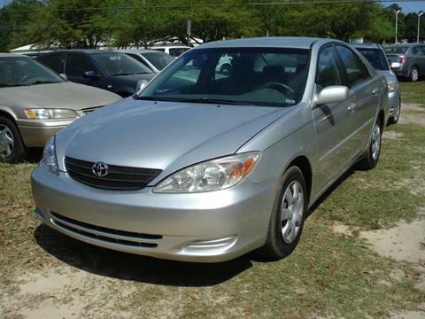 2002 Toyota Camry for sale in Tallahassee, FL