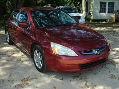 2004 Honda Accord for sale in Tallahassee, FL