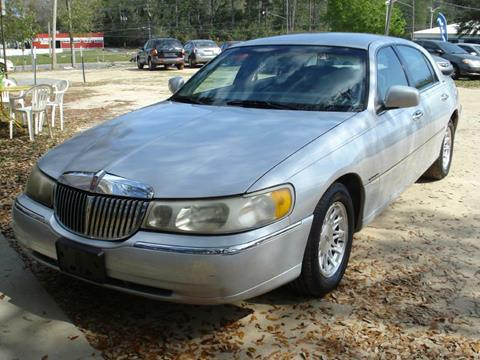 1998 Lincoln Town Car for sale in Tallahassee, FL