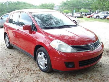 2007 Nissan Versa for sale in Tallahassee, FL
