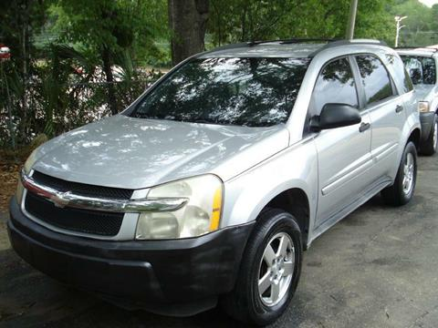 2005 Chevrolet Equinox for sale in Tallahassee, FL
