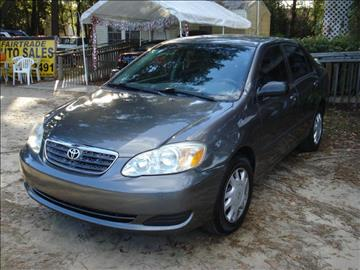 2005 Toyota Corolla for sale in Tallahassee, FL
