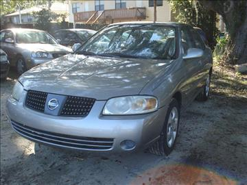 2004 Nissan Sentra for sale in Tallahassee, FL