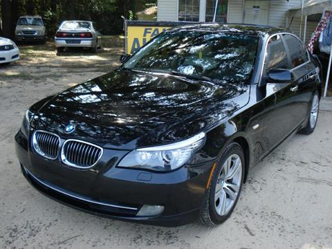 2009 BMW 5 Series for sale in Tallahassee, FL