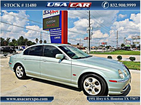 2002 Jaguar S-Type for sale in Houston, TX