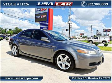 2006 Acura TL for sale in Houston, TX
