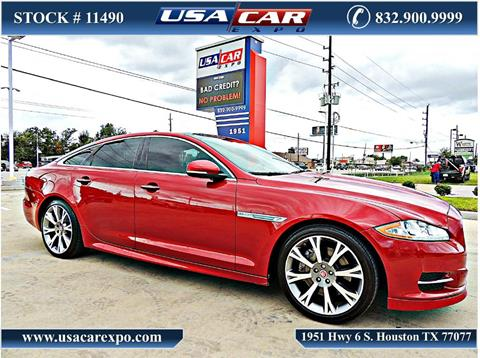 2015 Jaguar XJ for sale in Houston, TX