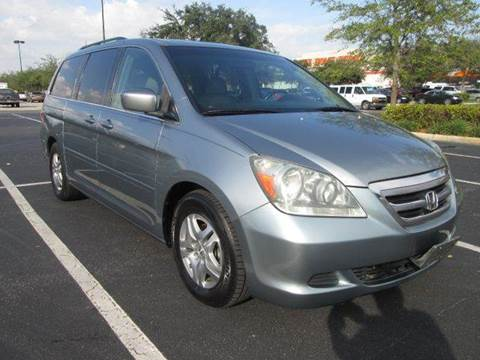 2006 Honda Odyssey for sale in West Park, FL