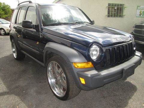 2006 Jeep Liberty for sale in West Park, FL