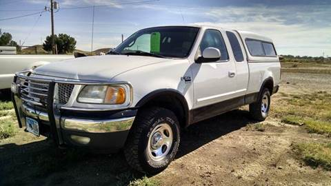 1999 Ford F-150 for sale in Lovell, WY