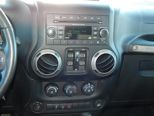 2012 Jeep Wrangler Unlimited 4x4 Sport 4dr SUV - Lindstrom MN