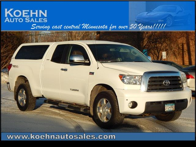 2008 Toyota Tundra 4x4 Limited 4dr Double Cab (5.7L V8) - Lindstrom MN