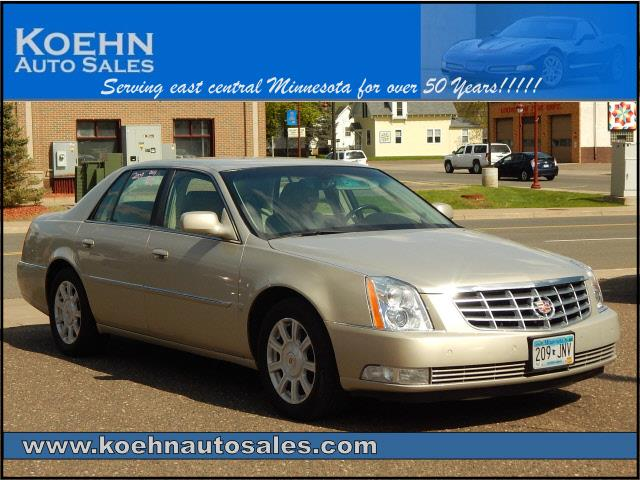 2009 Cadillac DTS  - Lindstrom MN