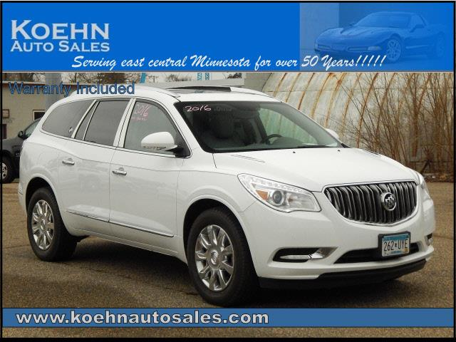 2016 Buick Enclave AWD Leather 4dr SUV - Lindstrom MN