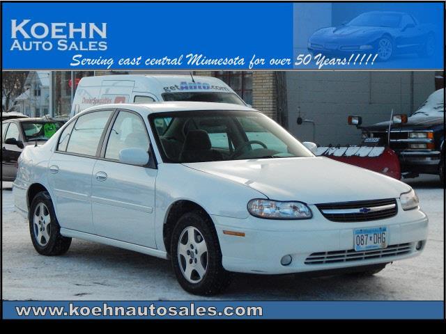 2003 Chevrolet Malibu LS 4dr Sedan - Lindstrom MN