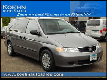 2000 honda odyssey for sale. Black Bedroom Furniture Sets. Home Design Ideas