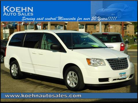 2010 Chrysler Town and Country for sale in Lindstrom, MN