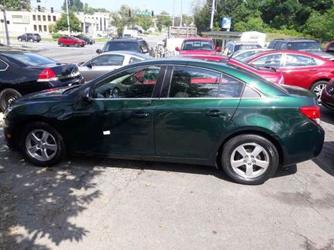 2014 Chevrolet Cruze for sale in Capitol Heights, MD