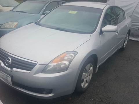 2007 Nissan Altima for sale in Capitol Heights, MD