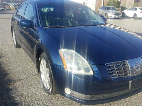 2004 Nissan Maxima for sale in Capitol Heights, MD