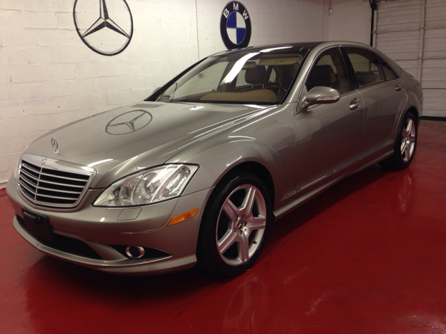 2007 MERCEDES-BENZ S-CLASS S550 grey 2500 down you drive this car home we dont care what
