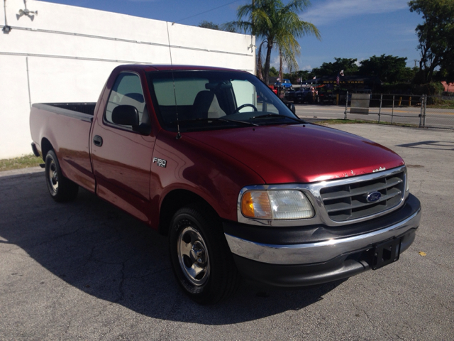2001 FORD F150 XL LONG BED 2WD red selling a 2001 ford f-150 v6 super clean engine and tran