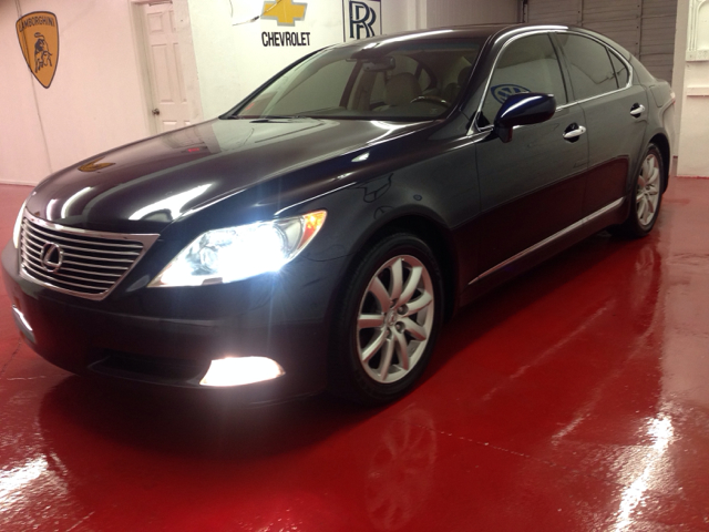 2007 LEXUS LS 460 LUXURY SEDAN midnight blue 2000 down you drive this home no matter what your c