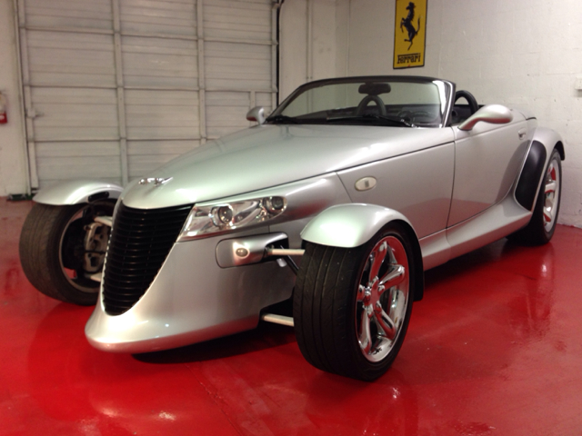 2001 PLYMOUTH PROWLER CONVERTABLE unspecified 5000 down you take this car home dont care what yo