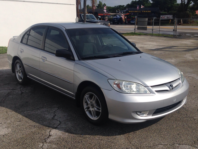 2005 HONDA CIVIC LX SEDAN AT silver selling a 2005 honda civic lx sedan low miles ice cold