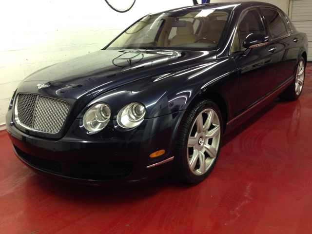 2006 BENTLEY CONTINENTAL FLYING SPUR BASE AWD 4DR SEDAN dark blue mint condition clean title cle