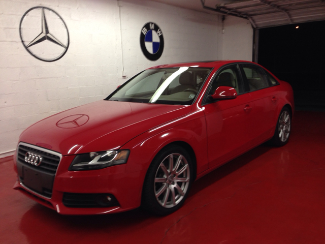 2009 AUDI A4 20 T SEDAN QUATTRO TIPTRONIC red 2000 down you drive this car home we dont