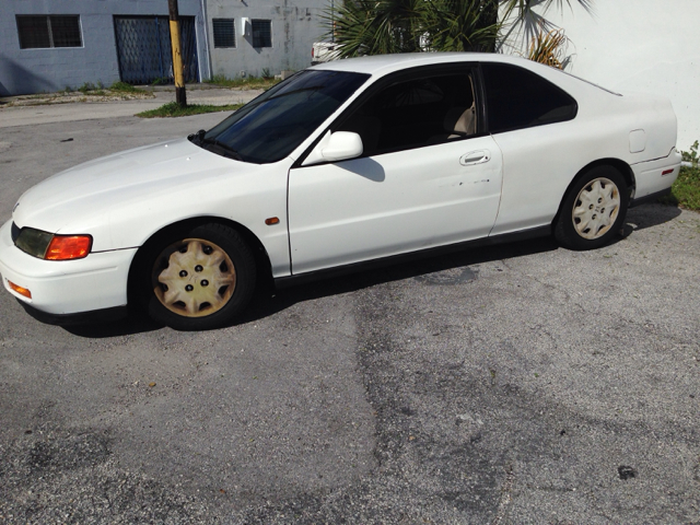 1995 HONDA ACCORD LX COUPE white dohc vtec motor swap runs great new clutch priced cheep to sell