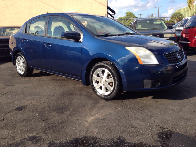 2007 NISSAN SENTRA 20 S unspecified selling a 2007 nissan sentra4 door sedan very good in g