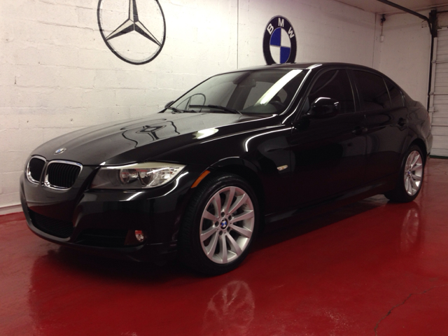 2011 BMW 3 SERIES 328I SA black brown leather interior wwwjgusedcarscom 34251 miles VIN WBA