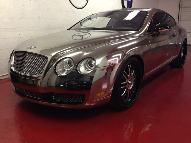 2005 BENTLEY CONTINENTAL GT BASE 2DR COUPE chrome chrome very unique call for questions or text