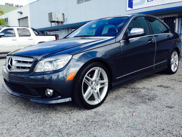 2009 MERCEDES-BENZ C-CLASS C300 SPORT SEDAN grey selling a 2009 mercedes benz c300 sport clean