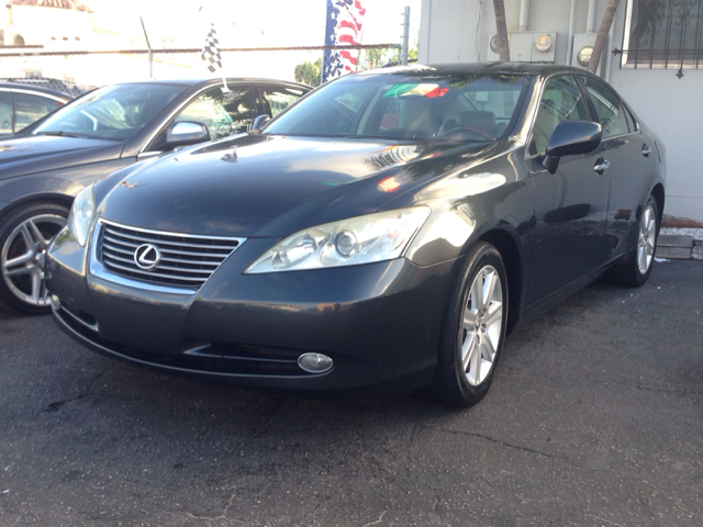 2007 LEXUS ES 350 SEDAN unspecified 117290 miles VIN JTHBJ46G872113712