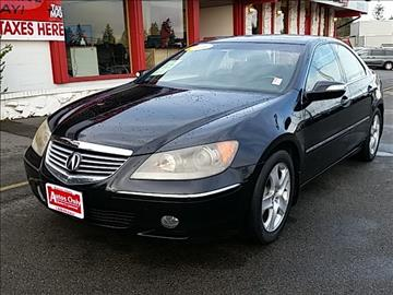 2006 acura rl for sale in minnesota. Black Bedroom Furniture Sets. Home Design Ideas