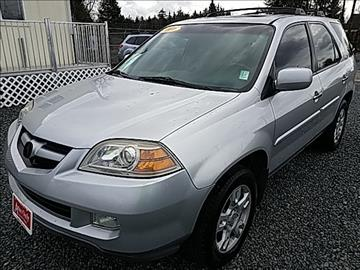 2006 Acura MDX for sale in Lynnwood, WA