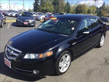 2007 Acura TL for sale in Lynnwood, WA