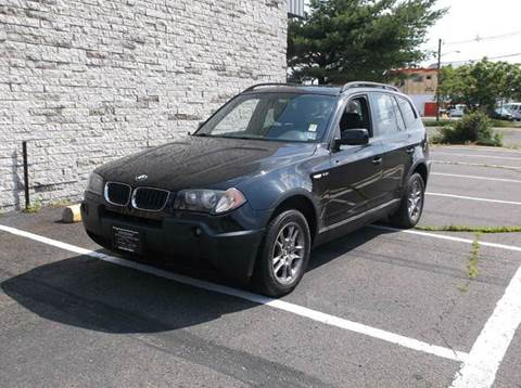 2004 BMW X3 for sale in Edison, NJ