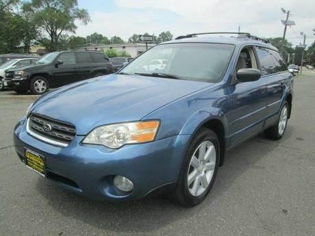 2007 Subaru Outback for sale in Edison, NJ