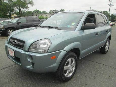 2008 Hyundai Tucson for sale in Edison, NJ