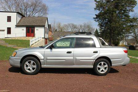 Subaru baja for sale for Barclay motors arlington tx