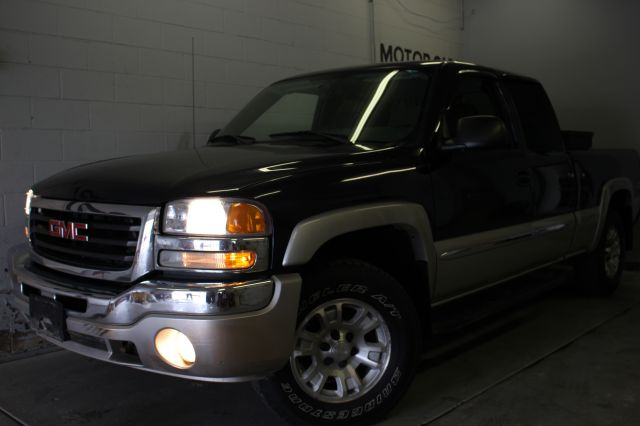 2005 GMC SIERRA 1500 SLT 4DR EXTENDED CAB 4WD SB blue  3 month 4000 mile limited powertrain war