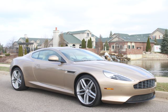 2013 ASTON MARTIN DB9 BASE 2DR COUPE gold like new more photos available via dropbox call mike a