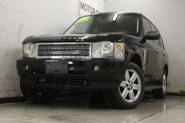 2004 LAND ROVER RANGE ROVER HSE 4WD 4DR SUV black 4wd must see currently at our location in kala
