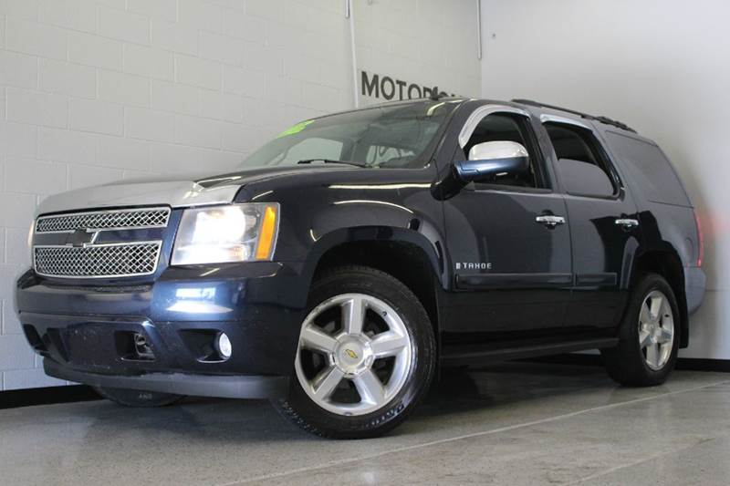 2008 CHEVROLET TAHOE LT 4X4 4DR SUV3LT blue leather 53l v8 flex fuel 4x4 sunroof 4wd type - pa